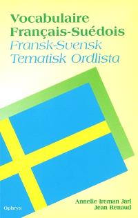 Vocabulaire français-suédois = Fransk-svensk tematisk ordlista
