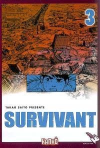 Survivant. Volume 3
