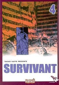 Survivant. Volume 4