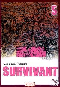 Survivant. Volume 5