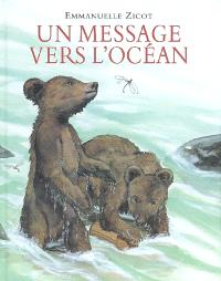 Un message vers l'océan