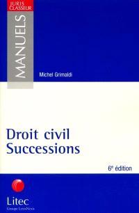 Droit civil : successions