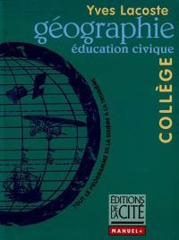 Géographie, éducation civique : tout le programme de la sixième à la troisième