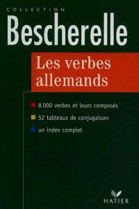 Les verbes allemands : 8000 verbes et leurs composés