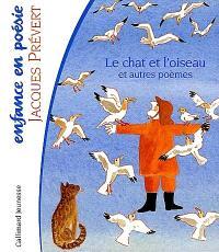 Le chat et l'oiseau : et autres poèmes