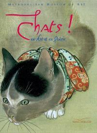 Chats ! En art et en poésie