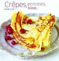 Crêpes, pancakes et blinis