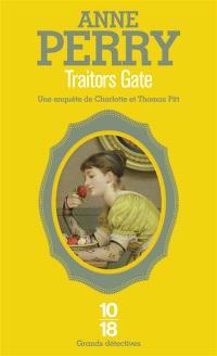Traitors gate : une enquête de Charlotte et Thomas Pitt