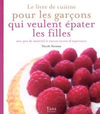 Le livre de cuisine pour les garçons qui veulent épater les filles : avec peu de matériel et encore moins d'expérience