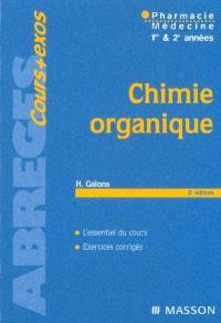 Chimie organique : pharmacie, médecine 1re & 2e années