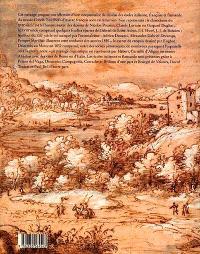 Paysages : chefs-d'oeuvre du cabinet des dessins du Musée Condé à Chantilly