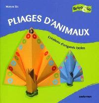 Pliages d'animaux : créations d'origamis faciles