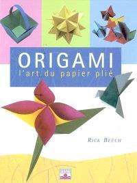 Origami, l'art du papier plié