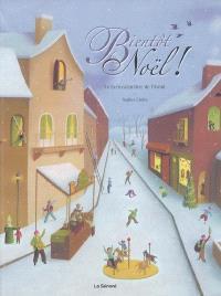 Bientôt Noël : le livre-calendrier de l'avent