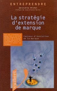 La stratégie d'extension de marque : facteur d'évolution de la marque