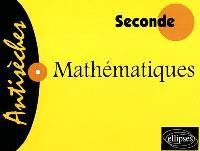 Mathématiques seconde