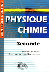 Physique, chimie