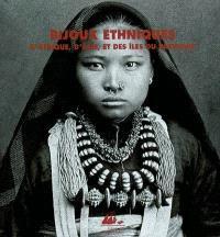 Bijoux ethniques d'Afrique, d'Asie, et des îles du Pacifique