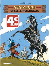 Yakari. Volume 31, Yakari et les Appaloosas