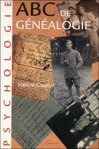 Abc de la généalogie