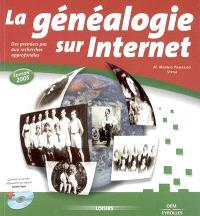 La généalogie sur Internet : des premiers pas aux recherches approfondies