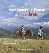 Les plus belles randonnées en France avec un âne