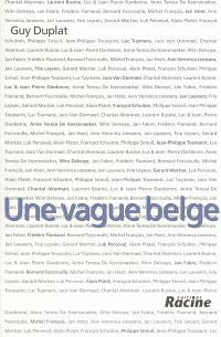 Une vague belge