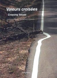 Valeurs croisées = Crossing values