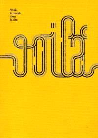 Voilà le monde dans la tête : exposition, Paris, musée d'Art moderne de la ville de Paris, 15 juin-29 oct. 2000