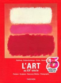 L'art au XXe siècle : peinture, sculpture, nouveaux médias, photographie