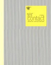 1er contact, 2e édition : festival d'art numérique à ciel ouvert : du 15 au 24 avril 2005, Issy-les-Moulineaux