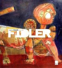 Eugène Fidler, artiste libre