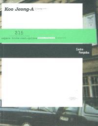 Koo Jeong-A : exposition, Paris, Musée national d'art moderne du Centre Georges Pompidou, espace 315 Création contemporaine et prospective, 10 mars-10 mai 2004