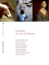 L'Atelier du Jeu de Paume : exposition, Nogent-sur-Marne, Maison d'art Bernard Anthonioz, 5 avril au 20 mai 2007