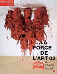La force de l'art 02 au Grand Palais