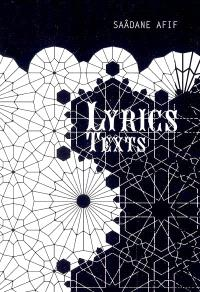 Lyrics; Texts; Pictures