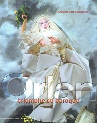 Orlan triomphe du baroque