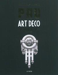 Pau Art déco : arts, histoire et société : 1919-1939