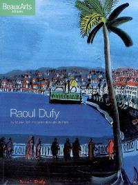 Raoul Dufy au Musée d'art moderne de la Ville de Paris