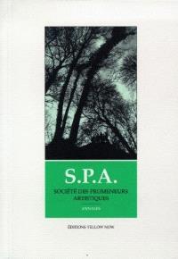 SPA, Société des promeneurs artistiques : annales