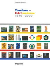 Timelines : l'art moderne, 1870-2000