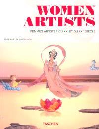 Women artists : femmes artistes du XXe et du XXIe siècle