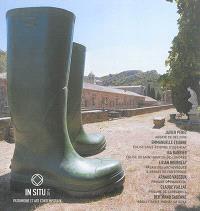 In situ 2014, patrimoine et art contemporain : Javier Pérez, Emmanuelle Etienne, Isa Barbier...