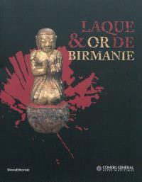 Laque et or de Birmanie