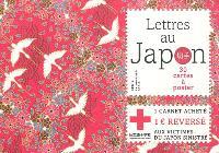 Lettres au Japon : 30 cartes à poster