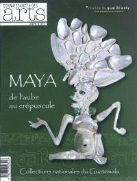Maya, de l'aube au crépuscule : collections nationales du Guatemala