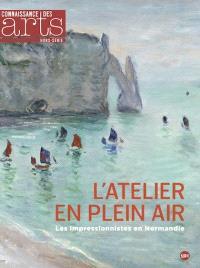 L'atelier en plein air : les impressionnistes en Normandie