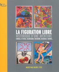 La figuration libre, historique d'une aventure, Combas, Di Rosa, Boisrond, Basquiat, Haring... : exposition, Sète, Musée Paul Valéry, du 3 juillet au 15 novembre 2015