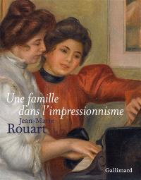 Une famille dans l'impressionnisme