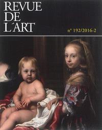 Revue de l'art. n° 192